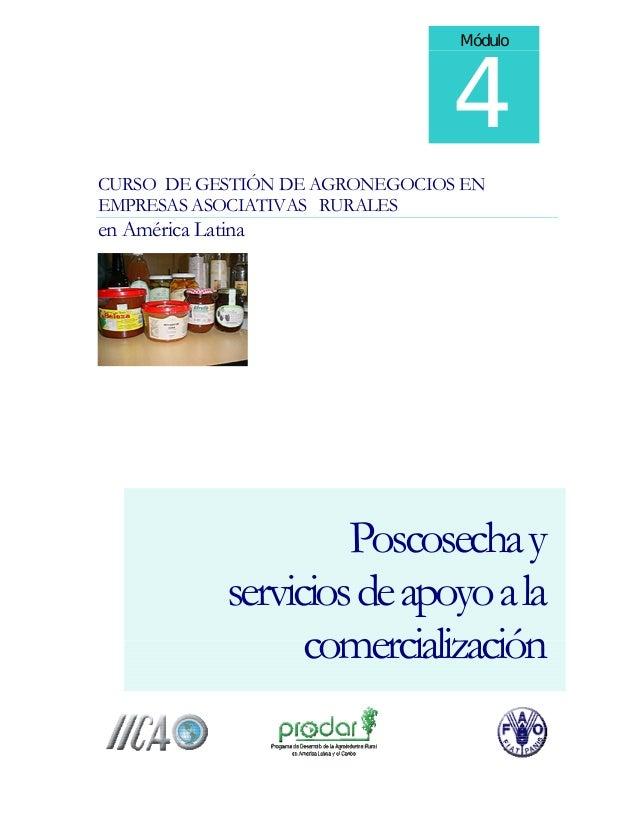 IICA - Comercialización