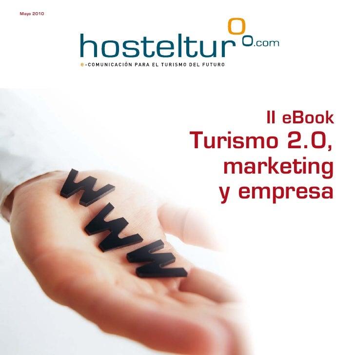 2 E book_marketing_y_empresa_hosteltur: Capítulo Promociona tu Pyme en los Medios Sociales