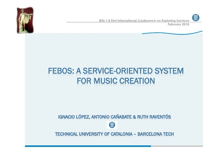 Iii 4 Febos   Iess Conference