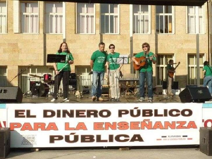 III fiesta por la escuela pública
