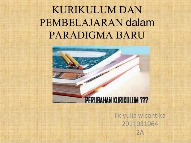 Iik yulia wisantika pend.ekonomi 2011031064