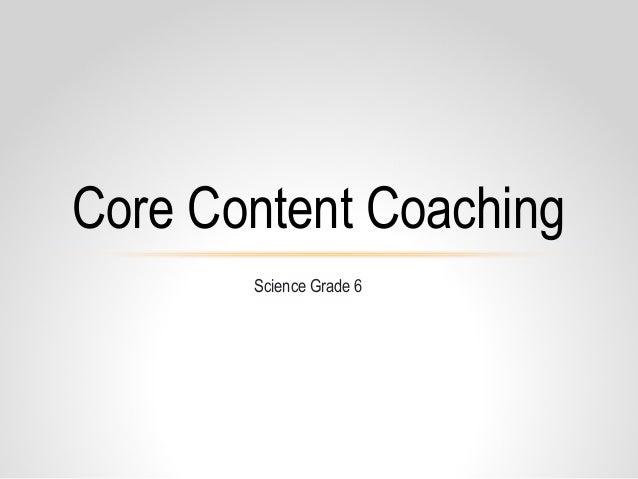 Core coaching 95