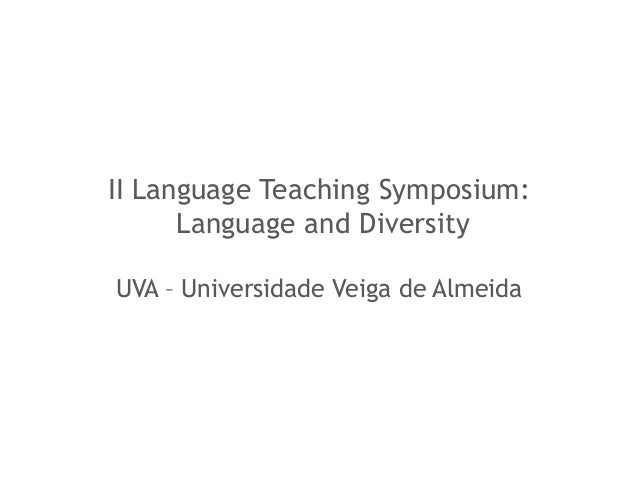 A few thoughts on autonomy - Palestra sobre a importância da autonomia na sala de aula de língua estrangeira