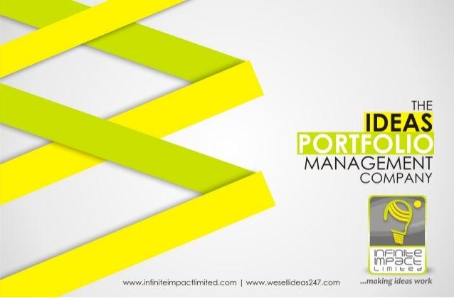 Infinite Impact Limited - Company Profile