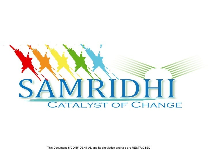 IIM-LKo Microfinance Presentation by Samridhi