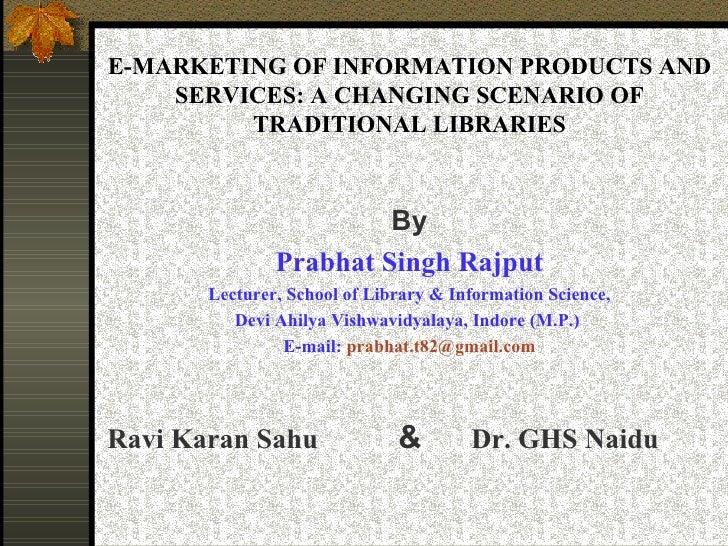 Inf. Marketing