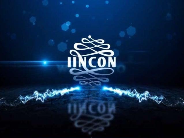 International IT Innovation Conference www.iincon.com IIINCON | Mumbai www.iincon.com | India +91(0)9921884782|UK: +44(0)7...