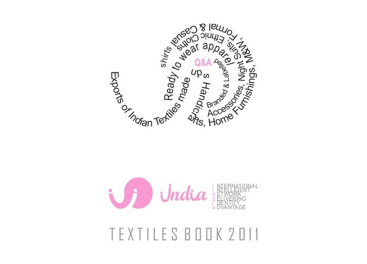 iIndia Exports Co. | Wholesale Clothing Supplier | Textiles Book 2011