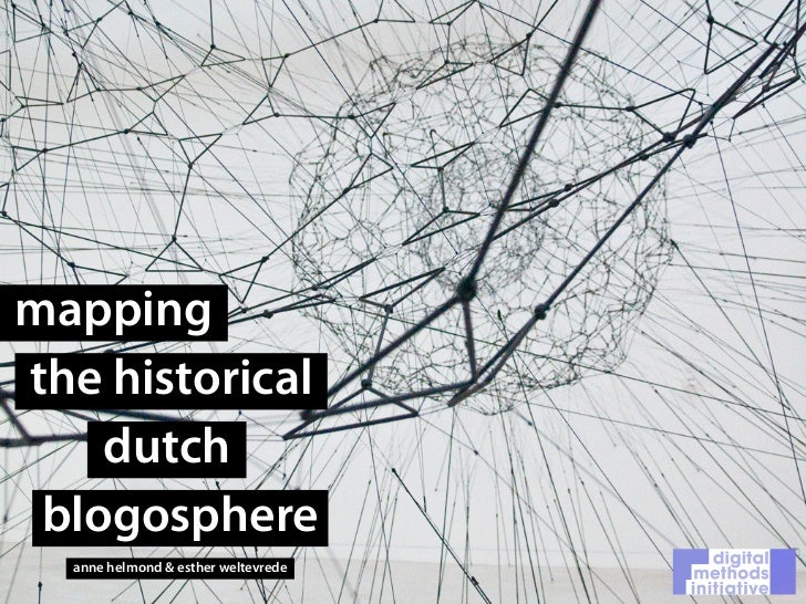 IIPC Dutch Blogosphere