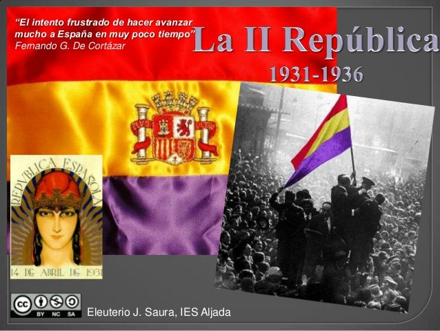 """""""El intento frustrado de hacer avanzar mucho a España en muy poco tiempo"""" Fernando G. De Cortázar  Eleuterio J. Saura, IES..."""