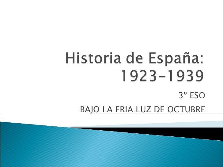II República y guerra civil española