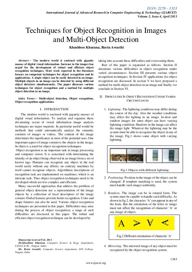 Ijarcet vol-2-issue-4-1383-1388