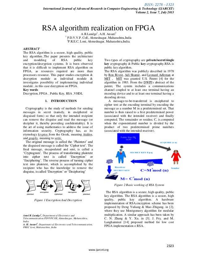 Ijarcet vol-2-issue-7-2323-2327