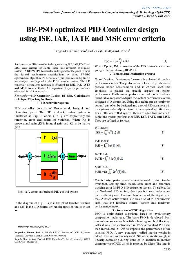Ijarcet vol-2-issue-7-2333-2336