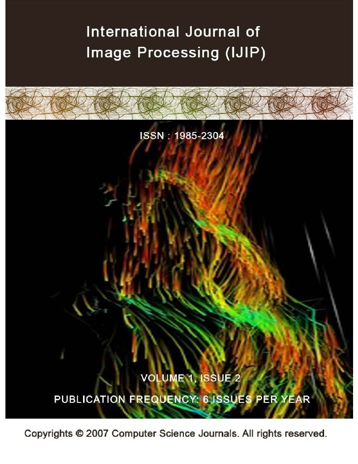 International Journal of Image Processing (IJIP) Volume (1) Issue (2)