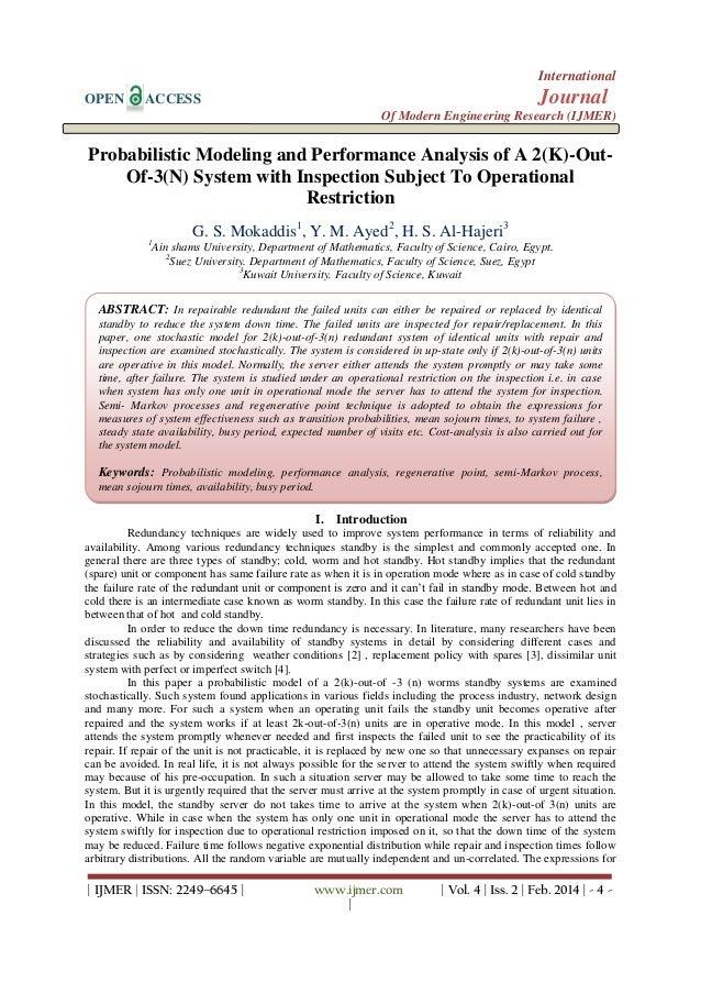 International Journal of Modern Engineering Research (IJMER)