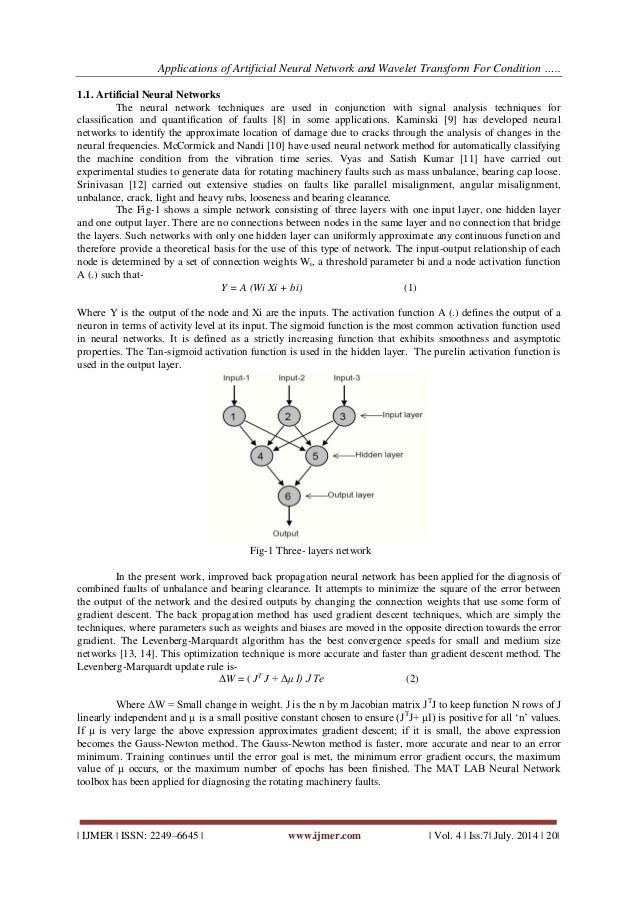 Phd thesis on artificial neural networks