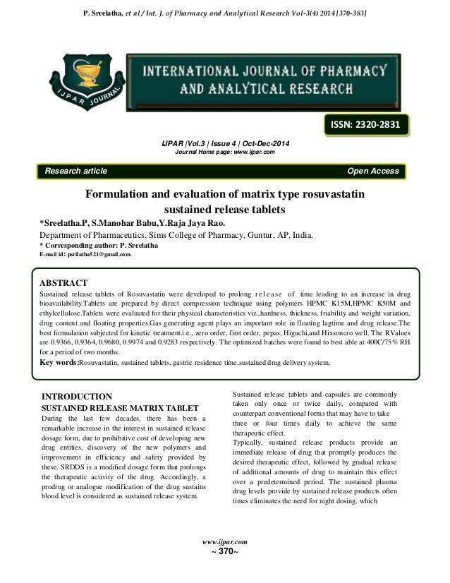 Masters thesis evaluation matrix