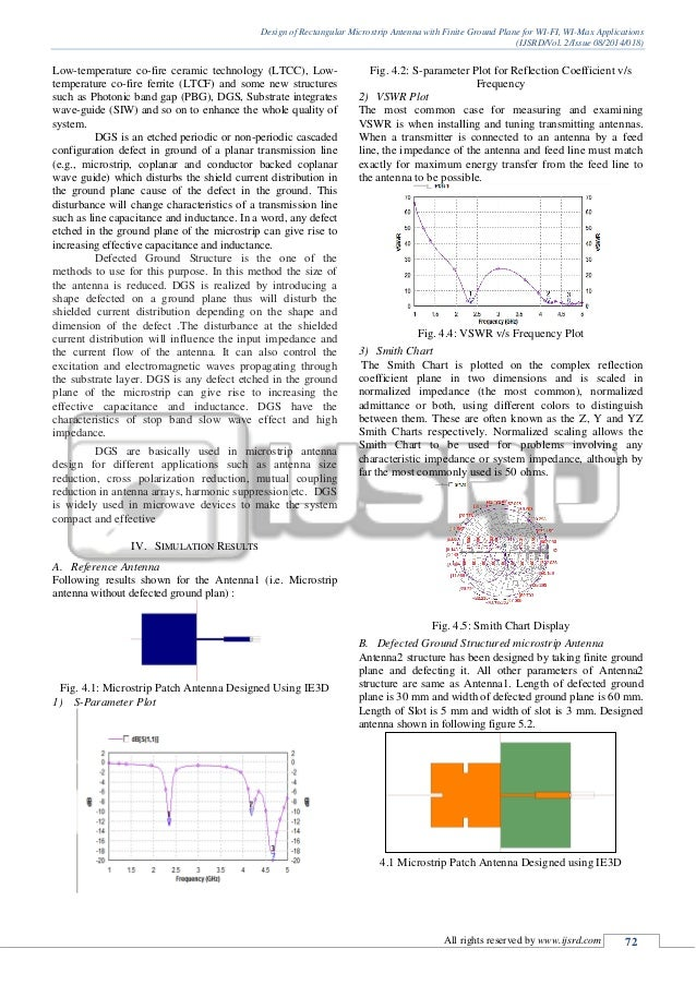 microstrip antenna thesis The islamic university gaza  i am also very grateful to my thesis committee members,  a microstrip antenna is considerable narrowband antenna and a method to.