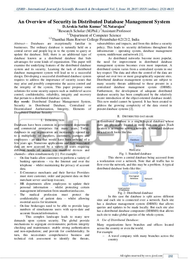 research paper database LinkedIn