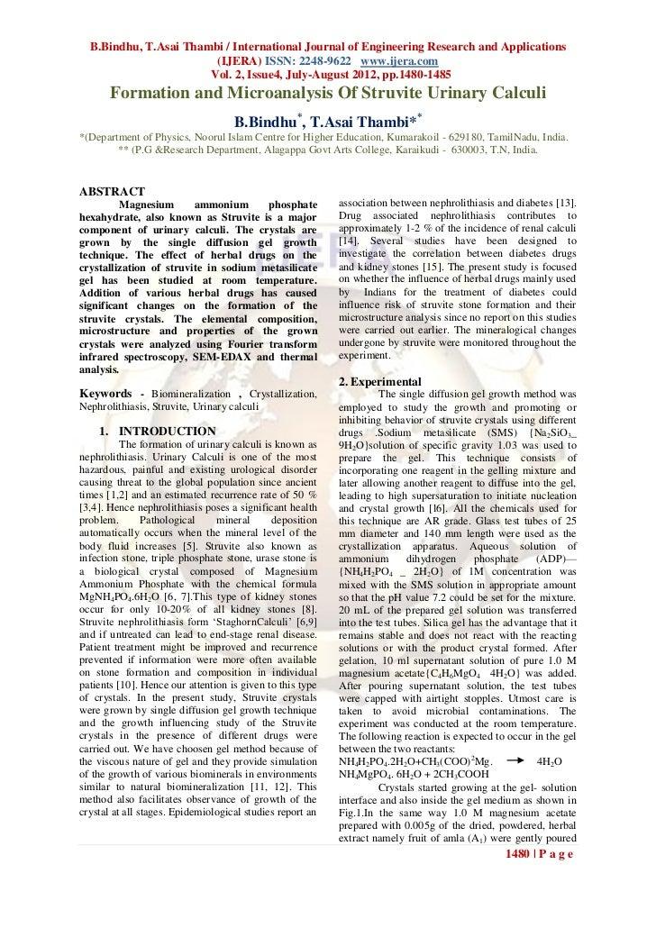 B.Bindhu, T.Asai Thambi / International Journal of Engineering Research and Applications                        (IJERA) IS...