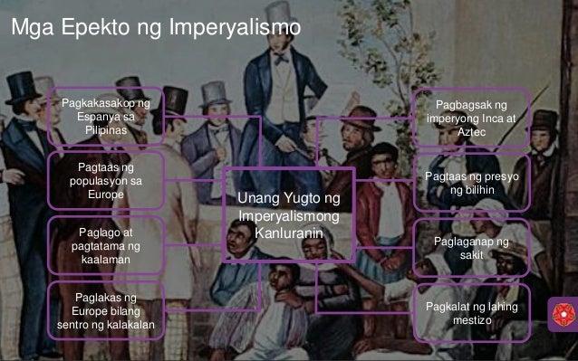 Ikalawang yugto ng imperyalismong kanluranin -report -4th grading -3rd year