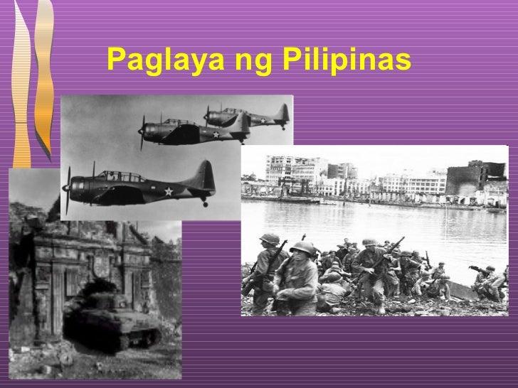 Paglaya ng Pilipinas