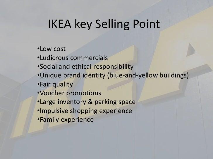 ikea marketing plan case study