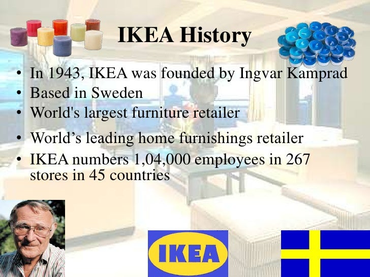 weaknesses of ikea The following table illustrates ikea swot analysis ikea has developed the notion of democratic design which implies achieving an attractive form.