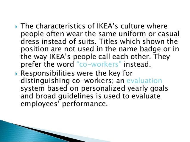 performance evaluation of ikea Ikea wants to be the place for one-stop kitchen remodeling  gets placed in a  temperature-controlled chamber, to evaluate thermostat control and temperature   some fared well in terms of performance—others, not so much.