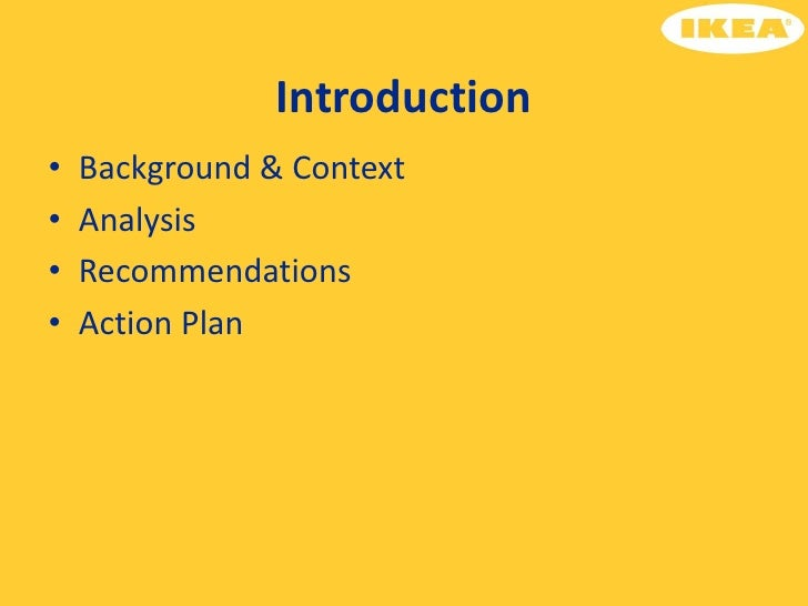 ikea furniture retailer to the world case study Case study wwwnec-unifiedcom ikea challenges the icelandic store of the  world's biggest furniture retailer ikea has more than 250 employees and.