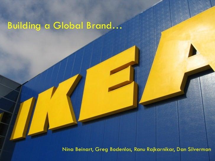Ikea: Building A Global Brand