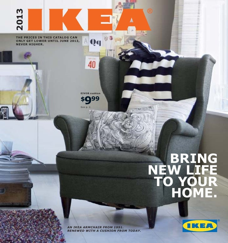 2013THE PRICES IN THIS CATALOG CANONLY GET LOWER UNTIL JUNE 2013,NEVER HIGHER.                                  EIVOR cush...