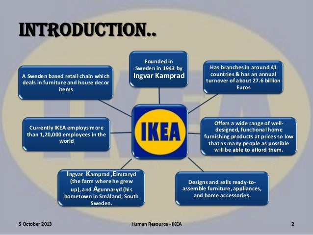 ikea outsourcing strategy Flickr / daniel lee ikea's forward-thinking strategy made it the top furniture seller in the world it also changed retail forever, analyst warren shoulberg writes on.