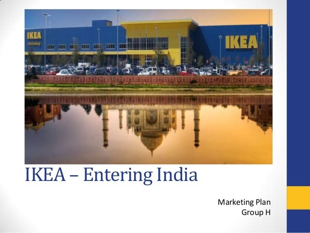 ikea marketing plan case study The case discusses the global marketing strategies of sweden based furniture retailer ikea it illustrates how ikea built a global brand and its localization.