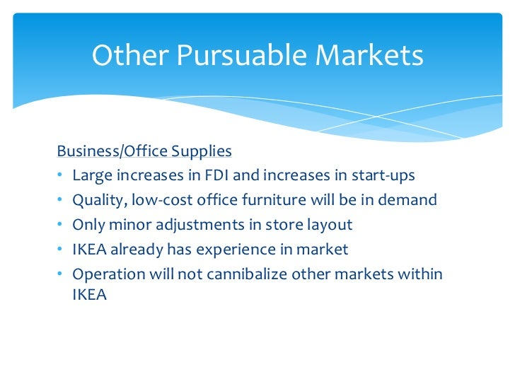ikea furniture retailer to the world case study questions