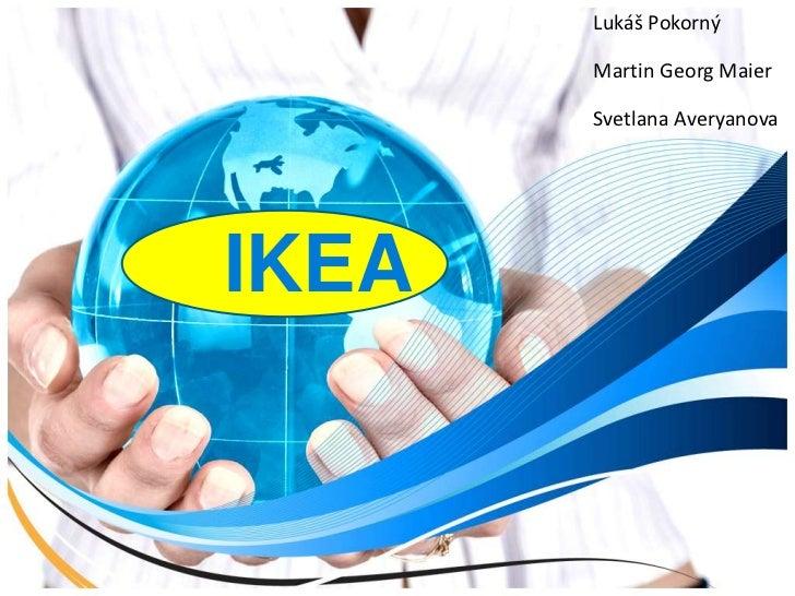 LukášPokorný<br />Martin Georg Maier<br />Svetlana Averyanova<br />IKEA<br />