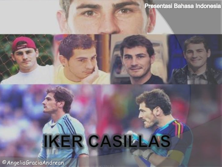 Iker Casillas Presentation
