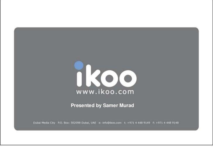 Ikoo presentation1