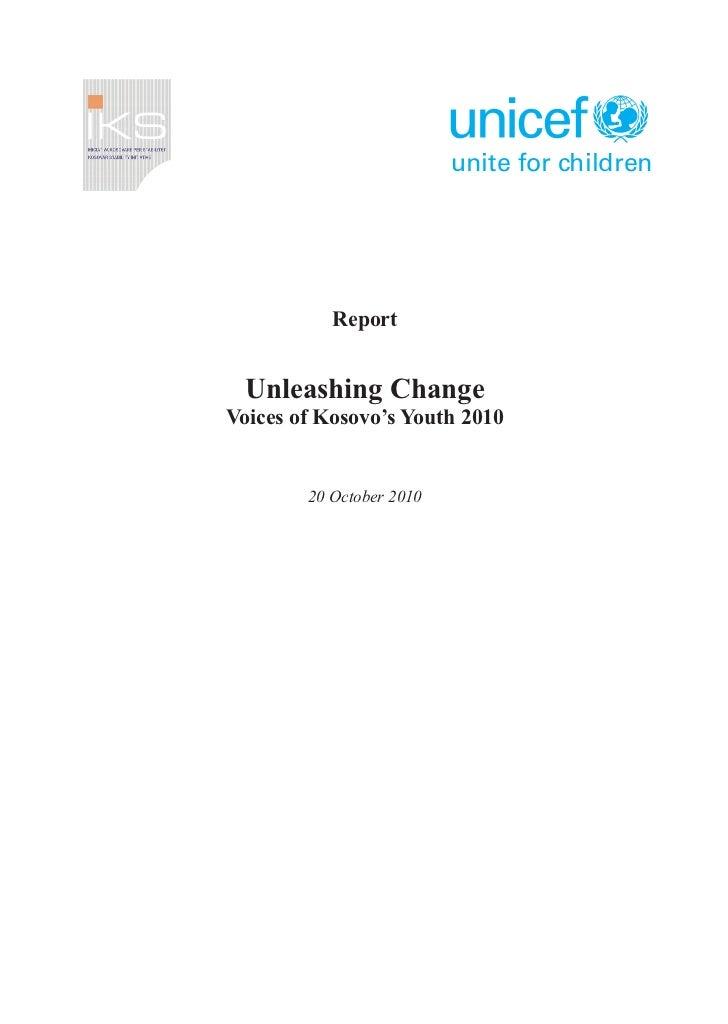 Unleashing Change
