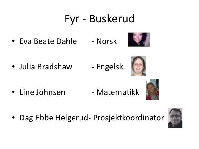 norsk pr eskorte buskerud