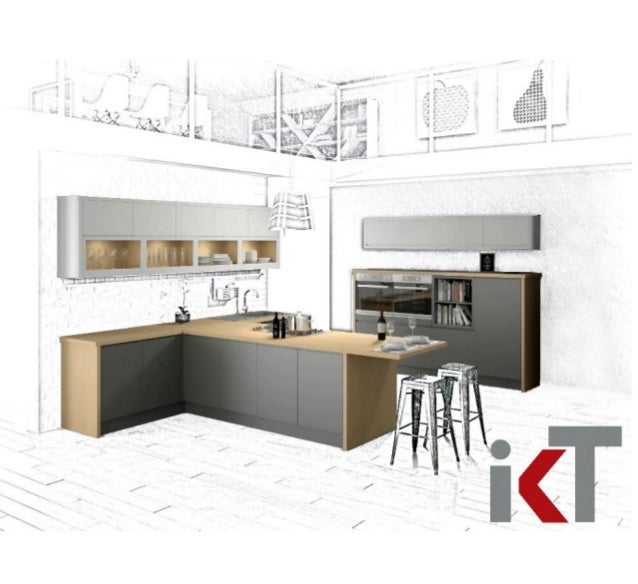 Ikt kitchens catalogue Kitchen design cad courses