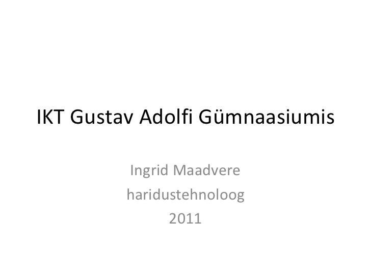 IKT Gustav Adolfi Gümnaasiumis