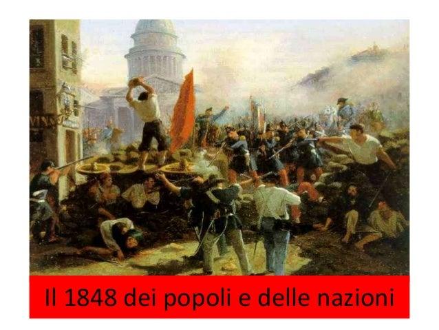 Il 1848 dei popoli e delle nazioni