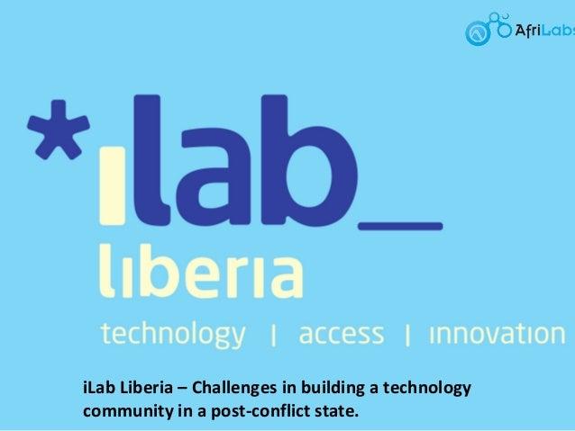 Ilab Liberia July 18