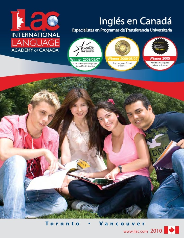 Inglés en Canadá  Especialistas en Programas de Transferencia Universitaria                                               ...