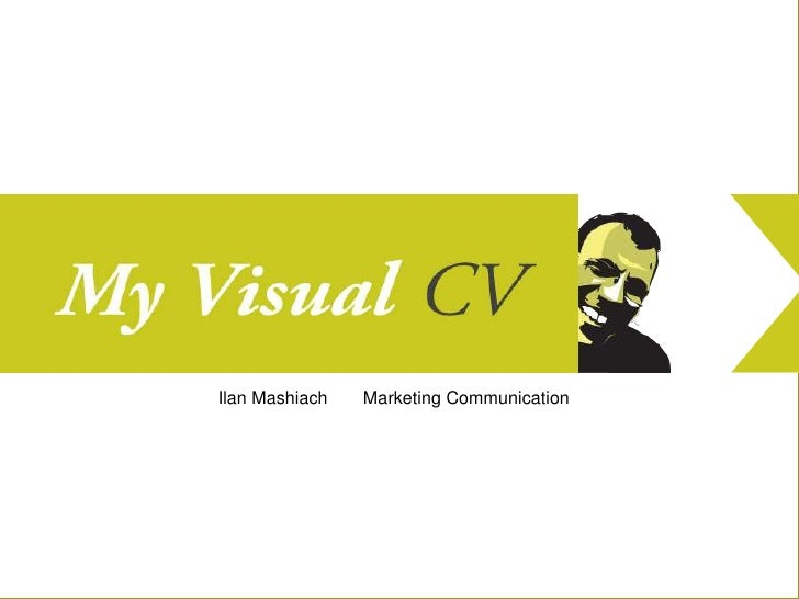Ilan visual cv