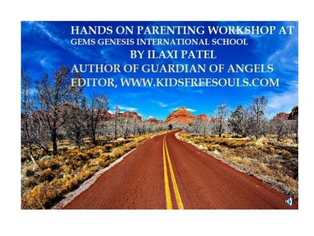 Hands on Parenting Workshop Hands on Parenting – Hands Off Parenting – Half Hearted Parenting IDENTIFY YOUR PARENTING STYLE