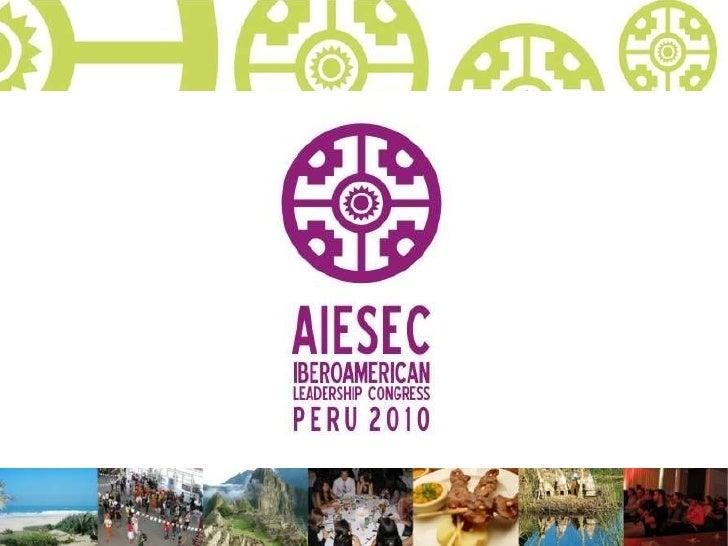 AIESEC - ILC & RAC Presentation