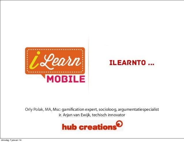 iLearnMobile